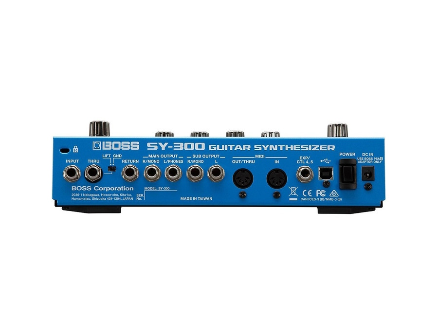 Boss sy 300 guitar synthesizer 00 xl