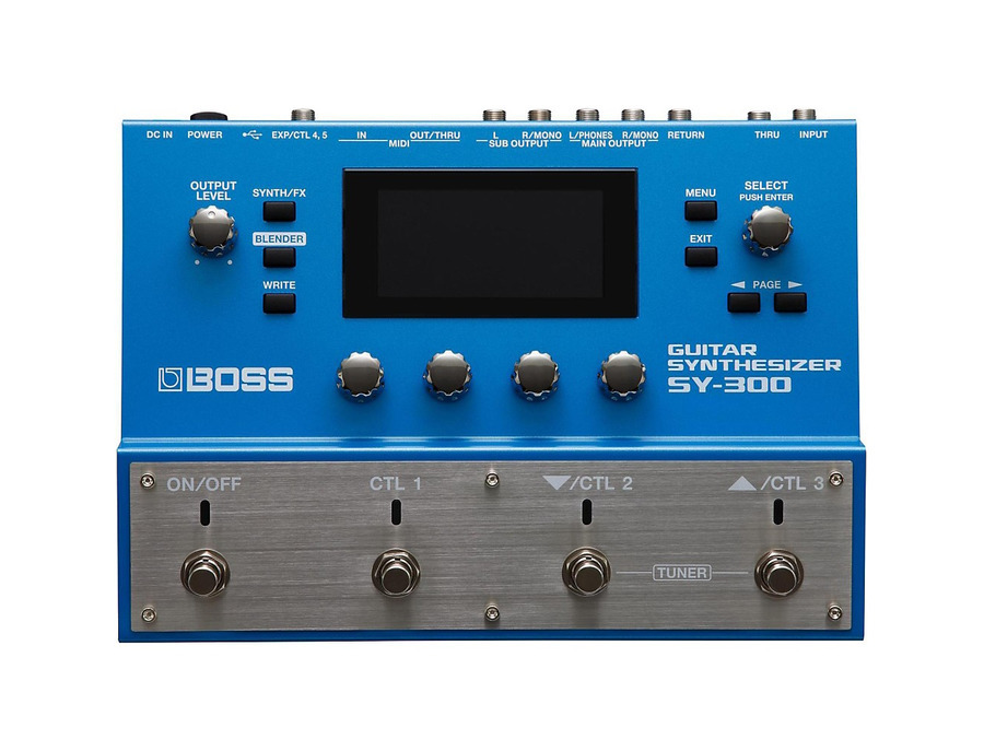 Boss sy 300 guitar synthesizer 02 xl
