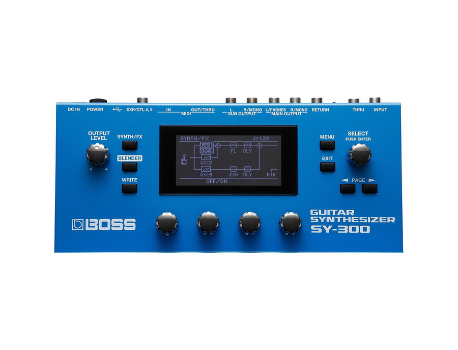 Boss sy 300 guitar synthesizer 05 xl
