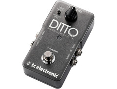 Tc electronic ditto stereo looper 00 s