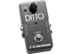 Tc electronic ditto stereo looper 01 s