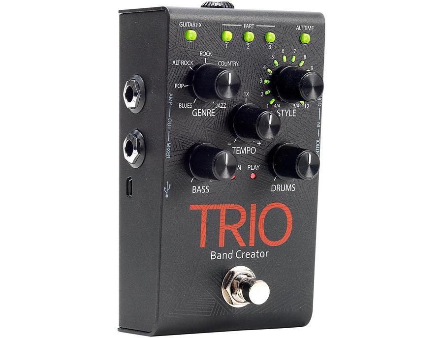 Digitech trio band creator 01 xl