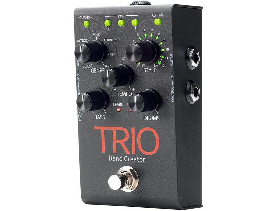 Digitech trio band creator 02 xl