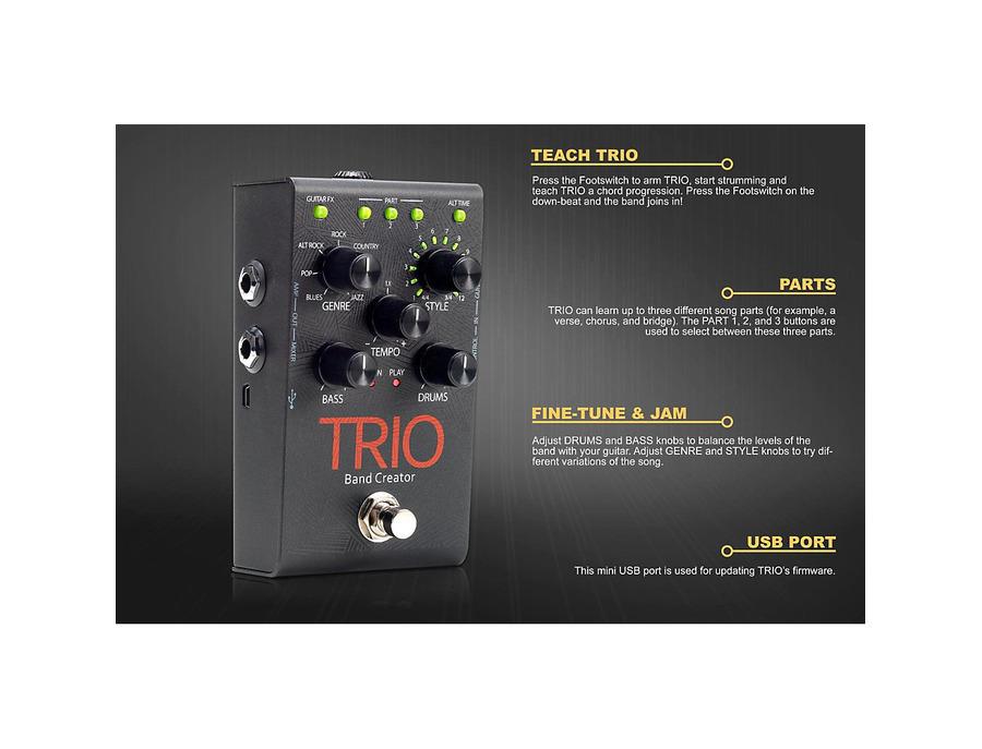 Digitech trio band creator 03 xl