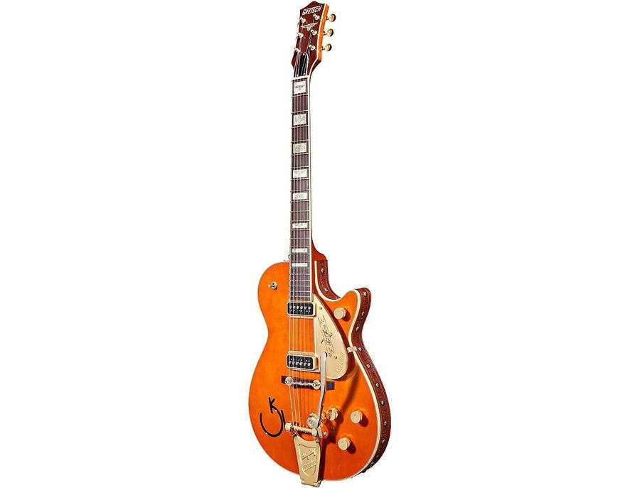 Gretsch g6121 chet atkins solid body electric guitar 01 xl