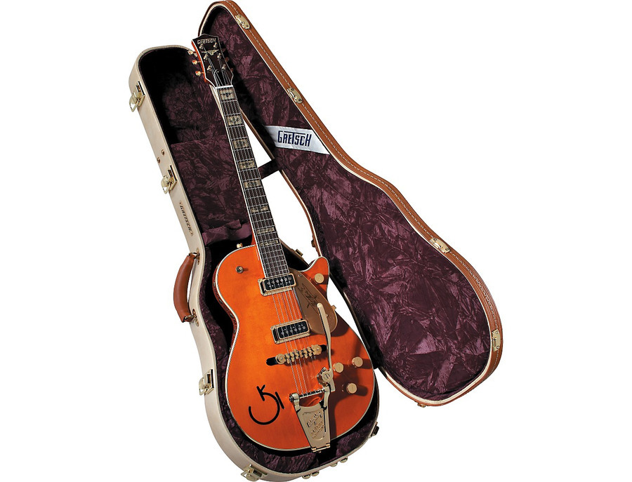Gretsch g6121 chet atkins solid body electric guitar 03 xl