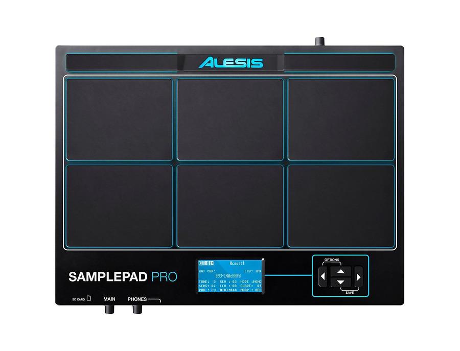 Alesis samplepad pro 01 xl