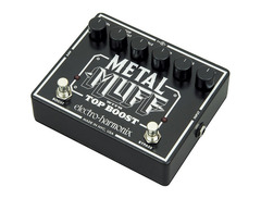 Electro hamonix metal muff with top boost 00 s