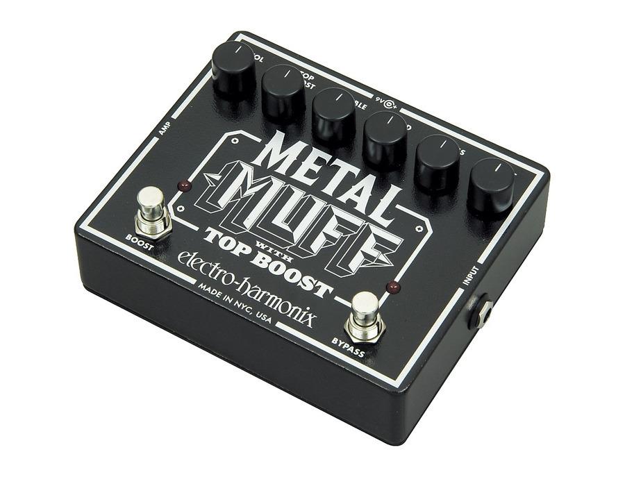 Electro hamonix metal muff with top boost 00 xl