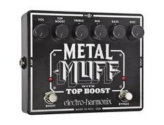 Electro hamonix metal muff with top boost 02 s