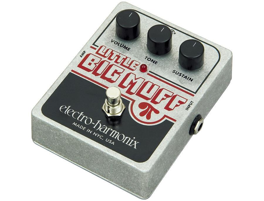 Electro harmonix little big muff pi 00 xl