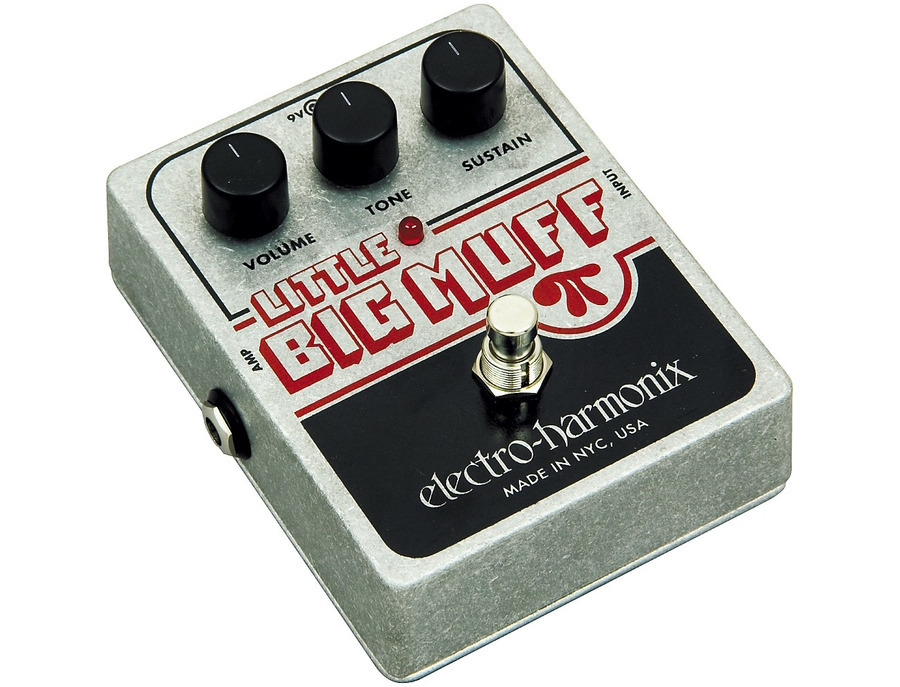 Electro harmonix little big muff pi 01 xl