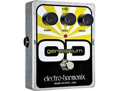 Electro harmonix xo germanium od overdrive guitar effects pedal 02 s