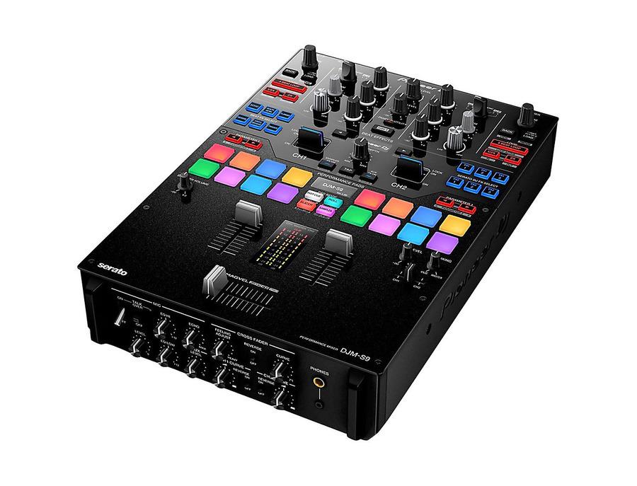 Pioneer djm s9 serato mixer 01 xl