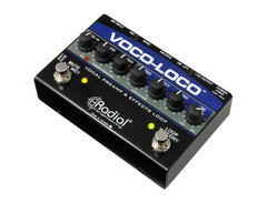 Radial engineering voco loco effects switcher 01 s