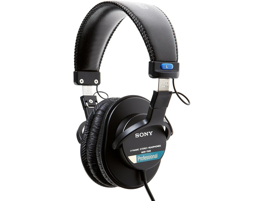 Sony mdr 7506 professional headphones 01 xl