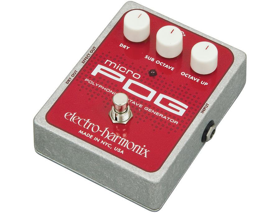 Electro harmonix micro pog 00 xl
