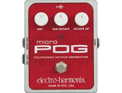 Electro harmonix micro pog 01 s