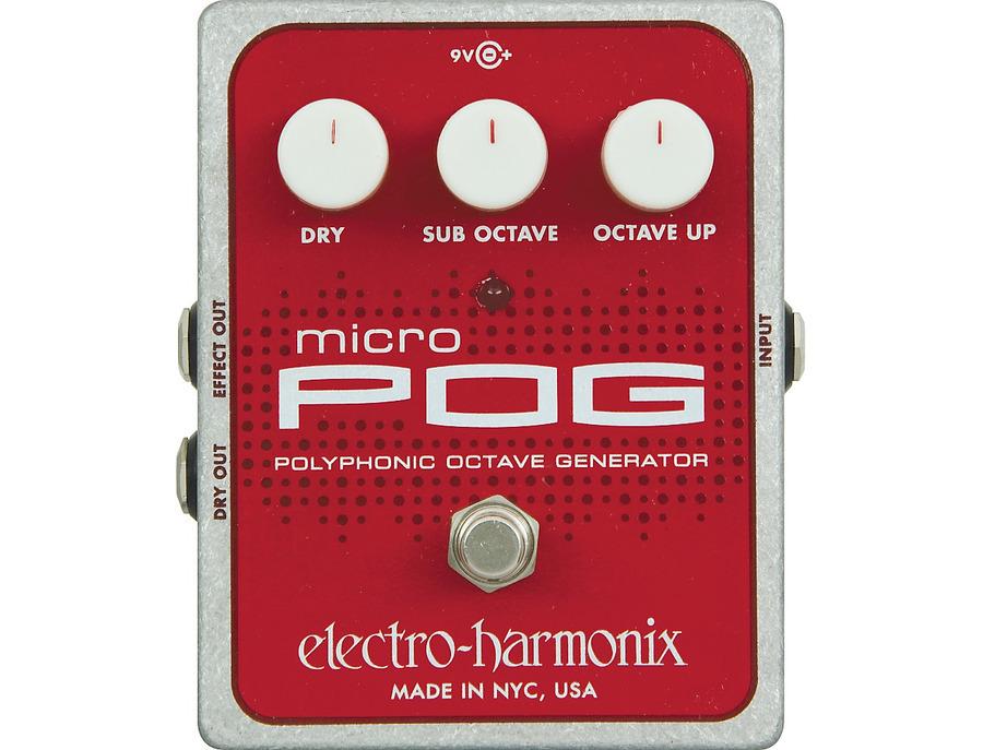 Electro harmonix micro pog 01 xl