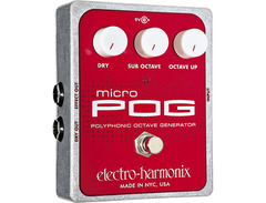 Electro harmonix micro pog 02 s