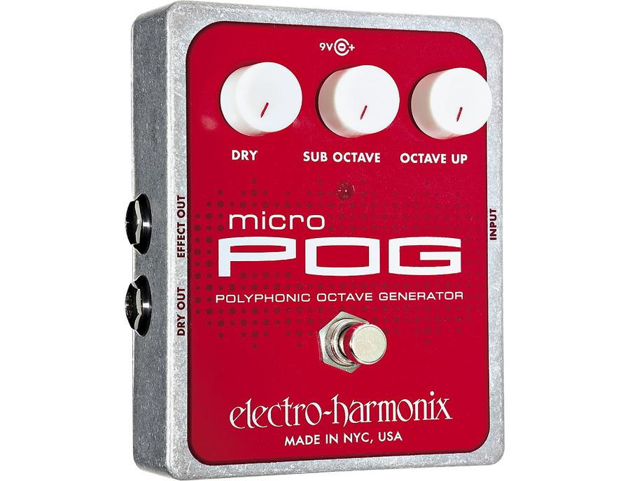 Electro harmonix micro pog 02 xl