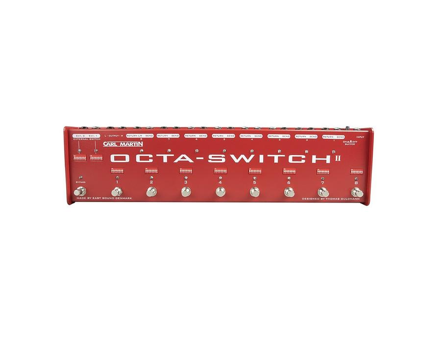Carl martin octa switch mk2 02 xl