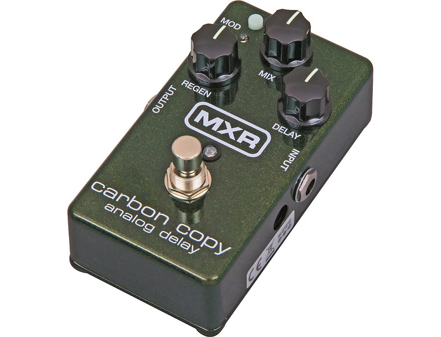 Mxr carbon copy analog delay 00 xl