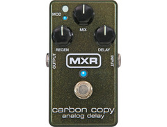 Mxr carbon copy analog delay 01 s