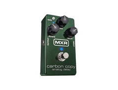 Mxr carbon copy analog delay 02 s