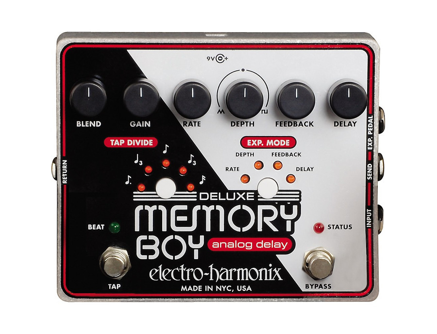Electro harmonix deluxe memory boy 00 xl
