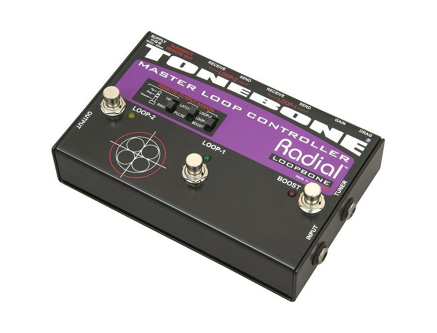 Radial tonebone loopbone loop controller 00 xl