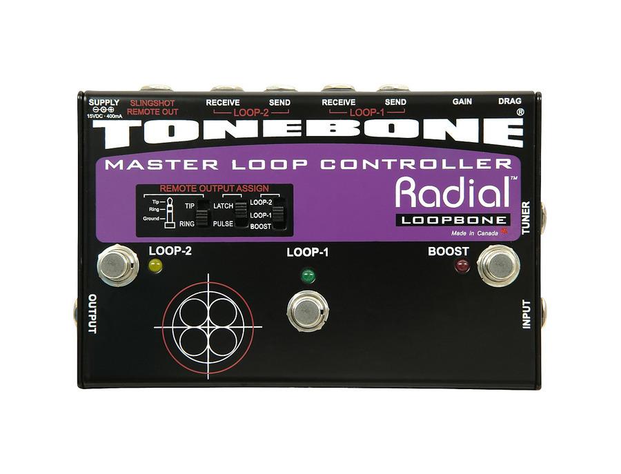 Radial tonebone loopbone loop controller 01 xl