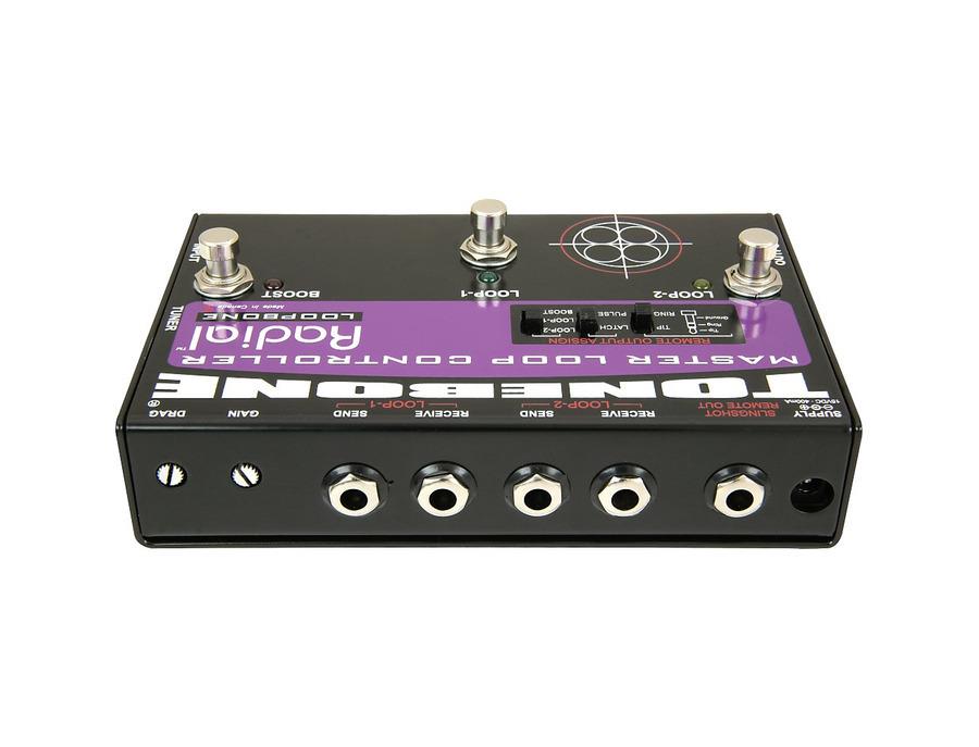 Radial tonebone loopbone loop controller 02 xl