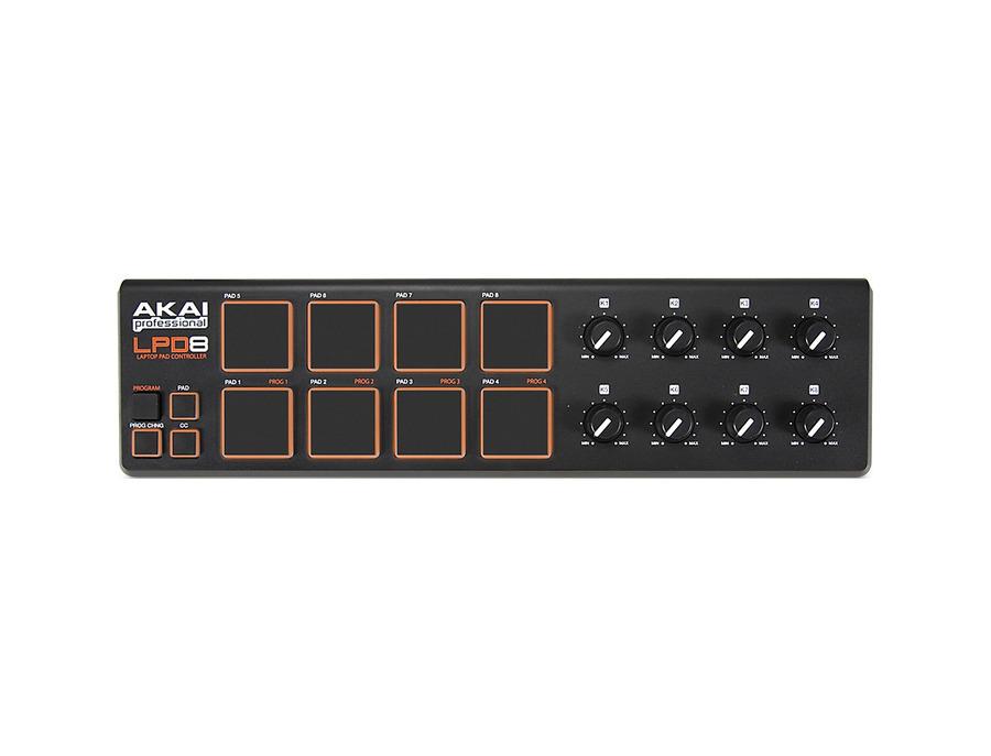 Akai professional lpd8 laptop pad controller 00 xl