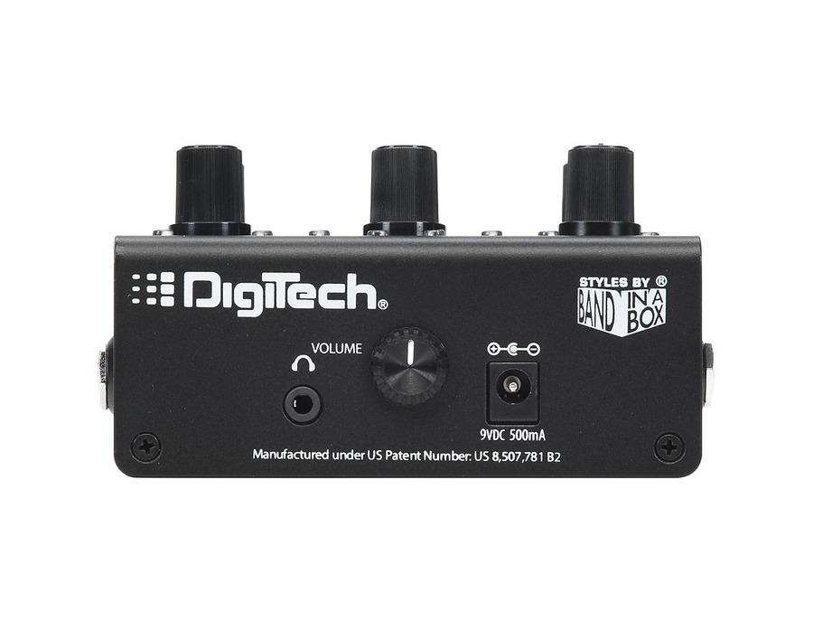 Digitech trio band creator looper 01 xl