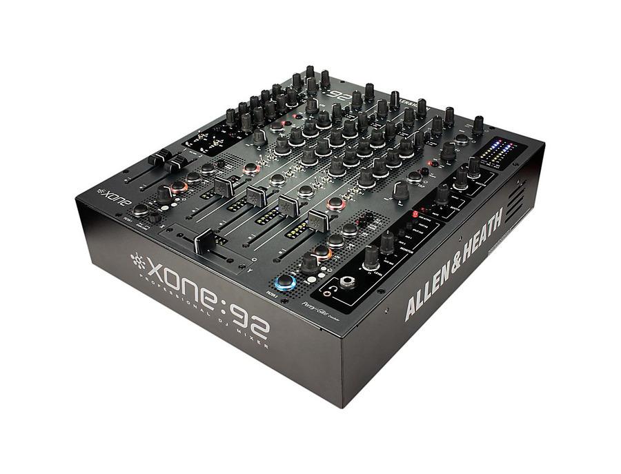 Allen heath xone 92 6 channel dj mixer 02 xl