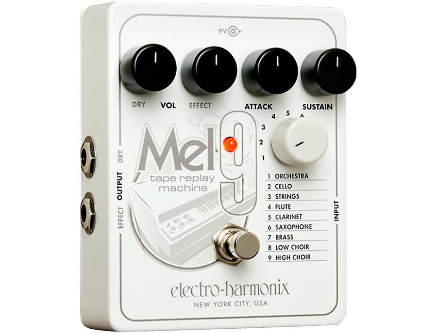 Electro harmonix mel9 tape replay machine 00 xl