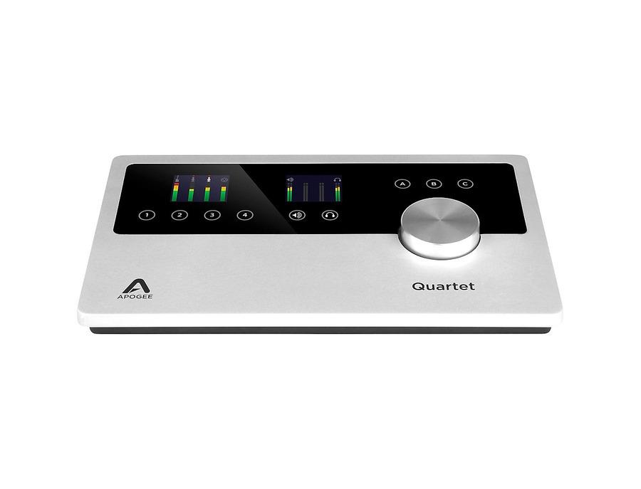 Apogee quartet audio interface 00 xl