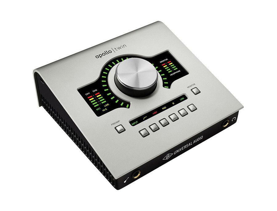 Apollo twin duo thunderbolt audio interface from universal audio 01 xl