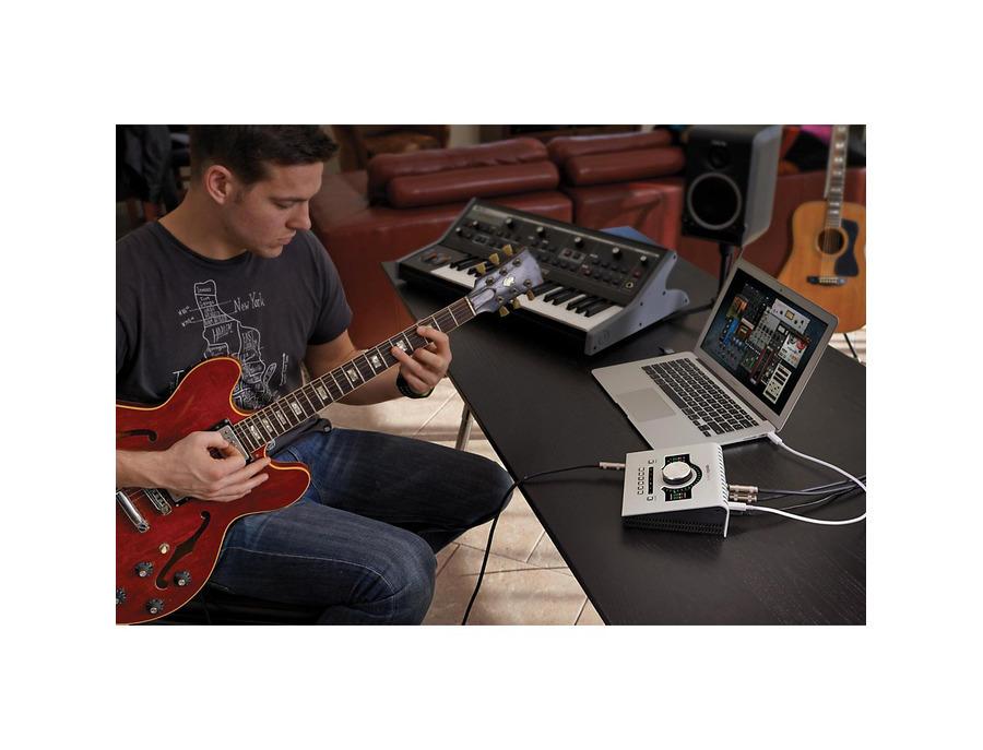 Apollo twin duo thunderbolt audio interface from universal audio 02 xl