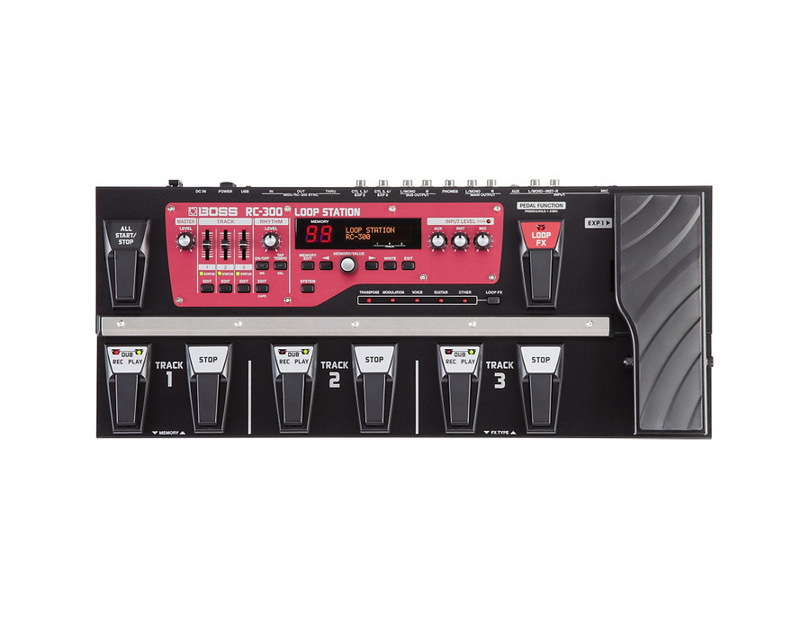 Boss rc 300 loop station 00 xl