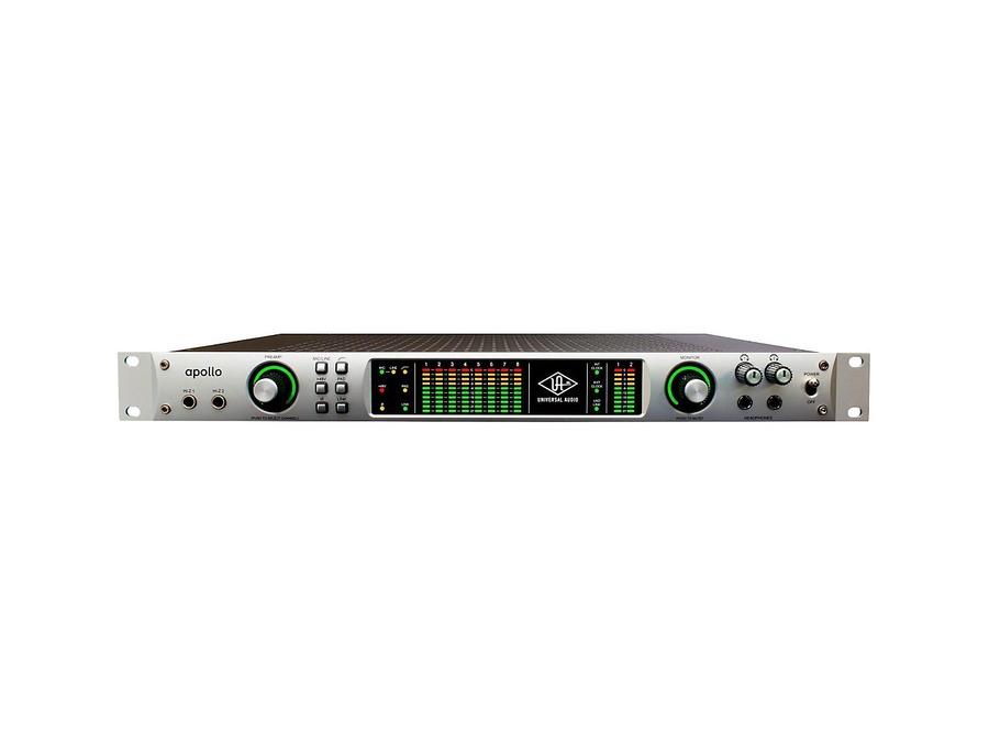 Universal audio apollo quad firewire 00 xl