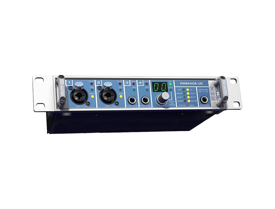 Rme fireface uc usb audio interface 02 xl
