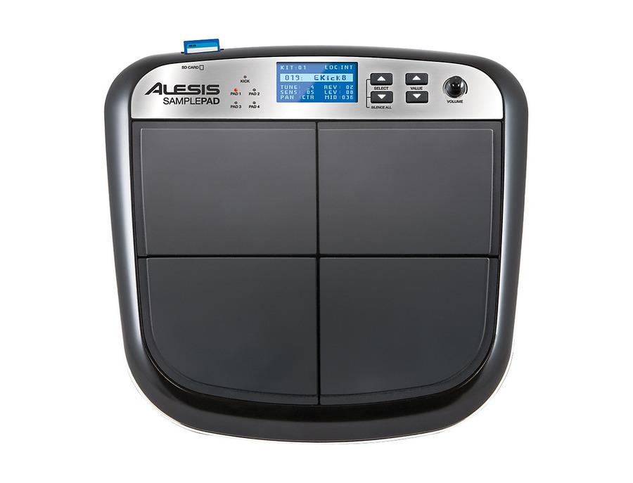 Alesis samplepad multi pad sample instrument 00 xl