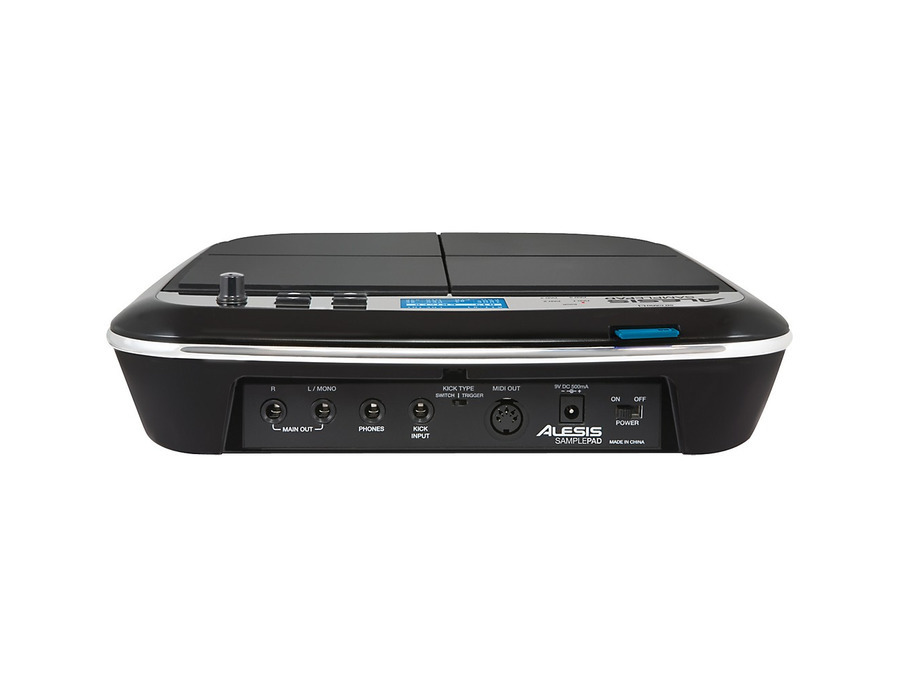 Alesis samplepad multi pad sample instrument 01 xl