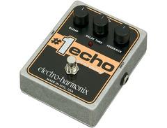 Electro harmonix 1 echo digital delay guitar effects pedal 00 s