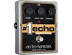 Electro harmonix 1 echo digital delay guitar effects pedal 02 s