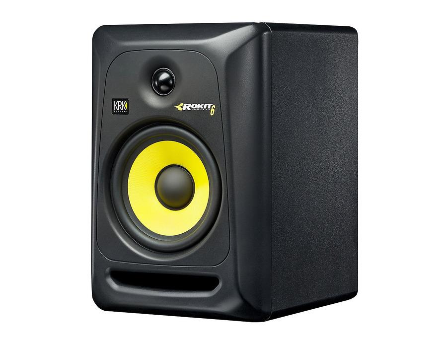 Krk rokit 6 g3 studio monitor 02 xl