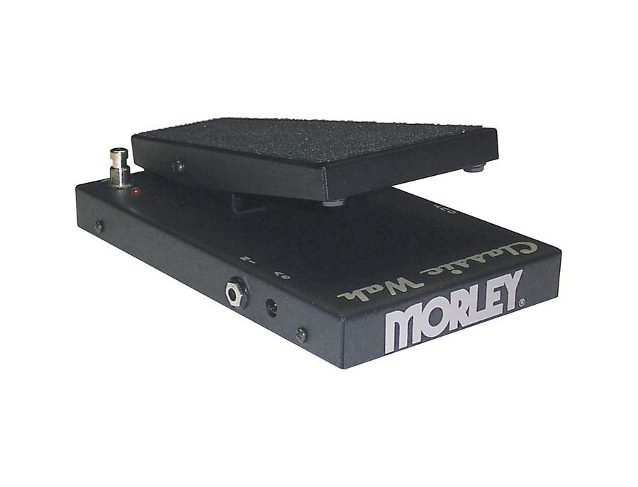 Morley classic optical wah wah pedal 01 xl