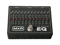 Mxr m 108 ten band graphic equalizer pedal 01 s